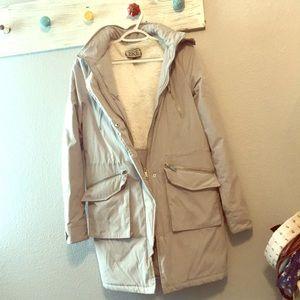 Long BKE coat